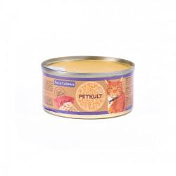 Petkult Cat Ton cu Calamar 80 g