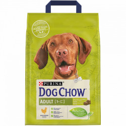 Purina Dog Chow Medium Breed Adult cu Pui 2.5 kg