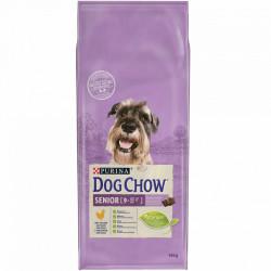 Purina Dog Chow Senior cu Pui 14 kg