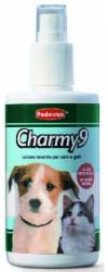 Sampon uscat pentru caini si pisici Padovan Charmy 9