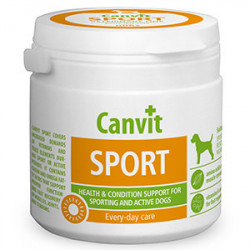 Supliment Nutritiv Canvit Dog Sport 100 gr