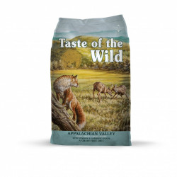 TASTE OF THE WILD APPALACHIAN VALLEY SMALL BREED 12.2 Kg