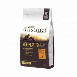 True Instinct Cat High Meat cu Pui 1 kg