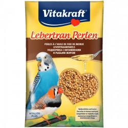 Vitamine pentru perusi Vitakraft Ulei Cod (Lebertran) 20 Gr