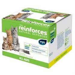 Viyo Reinforces For Cats All Ages 30 X 30ml