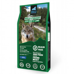 Wolf's Mountain Wild Forest 12 Kg