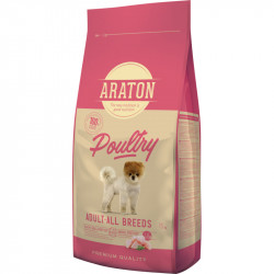 ARATON Dog Adult Mini & Medium 15 KG