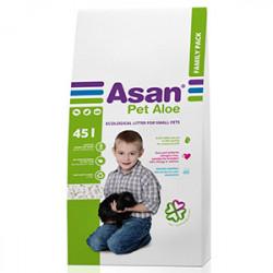 Așternut Igienic Asan Pet Aloe 45 L