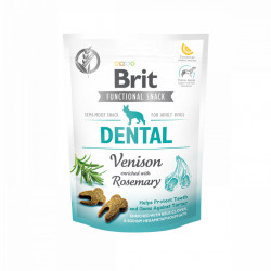 Brit Care Functional Snack Dental Venison 150 gr