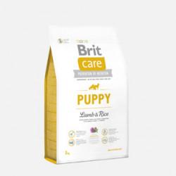 Brit Care Puppy Miel si Orez 3 kg