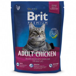 Brit Premium Cat Adult Chicken 800 gr
