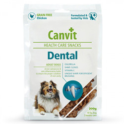 Canvit Health Care Snack Dental 200 gr