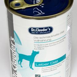 Dr. Clauders Dog Dieta Hepatica 400 g
