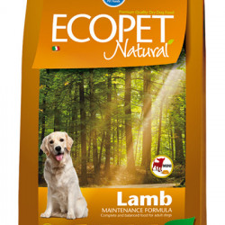 Ecopet Natural Adult Mini Miel 12 kg