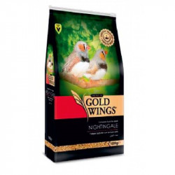 GOLD WINGS PREMIUM NIGHTINGALE/EXOTICE 1KG
