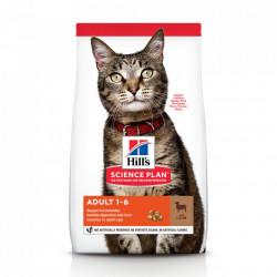Hill's SP Feline Adult Miel si Orez 10 kg