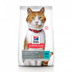 Hill's SP Young Adult Sterilised Ton 300 gr