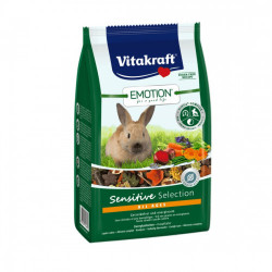 Hrana pentru iepuri Vitakraft Emotion Sensitive 600 g