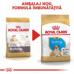 Hrana uscata caini ROYAL CANIN Bulldog Puppy ambalaj nou