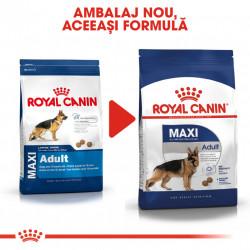 Hrana uscata caini ROYAL CANIN Maxi Adult ambalaj nou