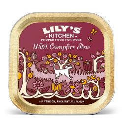 Lily's Kitchen Dog Wild Campfire Stew 150 g