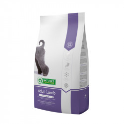 Natures Protection Dog Adult Lamb - SAC 4 Kg