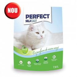 Perfect SiliCat Gel Cu Parfum De Mar Verde 7,6 Litri
