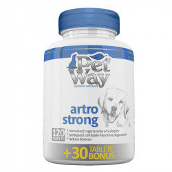 Petway Artro Strong - 120 Tablete + 30 Bonus