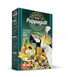 Premium Papagali M 500 g