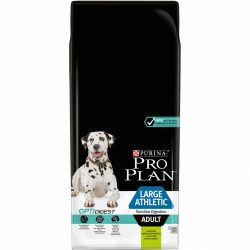 Purina Pro Plan Large Athletic Adult Digestie Sensibila cu Miel