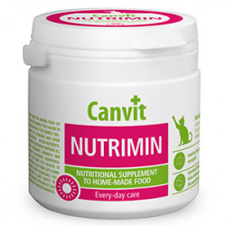 Supliment Nutritiv Canvit Cat Nutrimin 150 gr