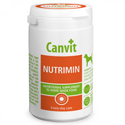 Supliment Nutritiv Canvit Dog Nutrimin 230 gr