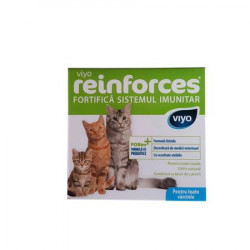 Viyo Reinforces For Cats All Ages 7 X 30ml