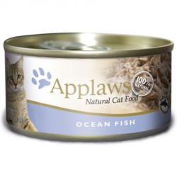 Applaws CAT pește oceanic 156 gr