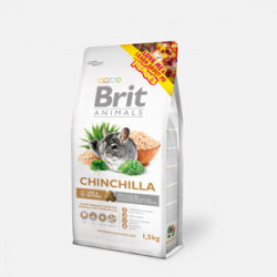 Brit Animals Chinchilla 1.5 kg