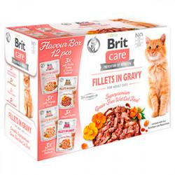 Brit Care Cat Flavour Multi Box 12 x 85 g
