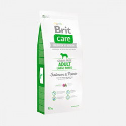 Brit Care Grain Free Adult Large Breed Somon 12 kg