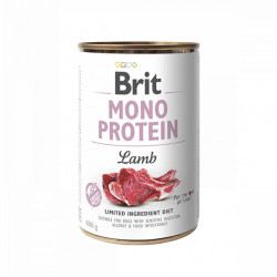 Brit Mono Protein Lamb 400 gr