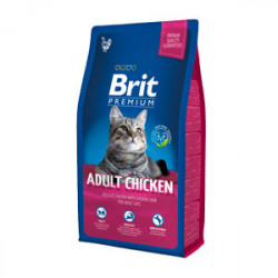 Brit Premium Cat Adult Chicken 1.5 kg