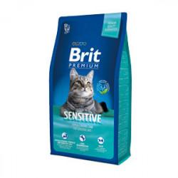 Brit Premium Cat Sensitive 8 kg