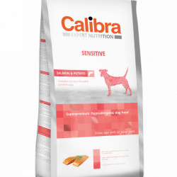 Calibra Dog Adult Sensitive cu somon