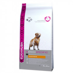 EUKANUBA ADULT GOLDEN RETRIEVER CU PUI 12 KG