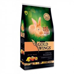 GOLD WINGS PREMIUM RODENT/ROZATOARE 750GR