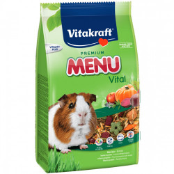 Hrana pentru porcusori de Guineea Vitakraft Premium Menu 400 g