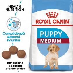 Hrana uscata caini ROYAL CANIN Medium Puppy