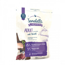 Hrana uscata pentru pisici Sanabelle Adult Strut 400 g