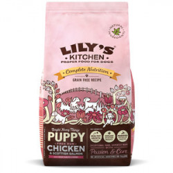 Lily's Kitchen Dog Complete Nutrition Puppy Pui și Somon 7 kg