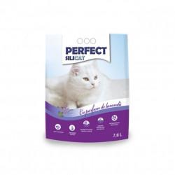 Perfect SiliCat Gel Cu Parfum De Lavanda 7,6 Litri