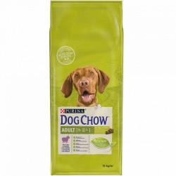 Purina Dog Chow Medium Breed Adult cu Miel 14 kg