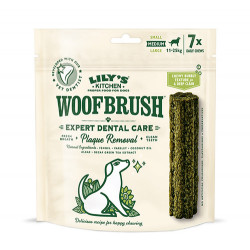 Recompense Lily's Kitchen Dog Medium Woofbrush Dental Chew 196 g